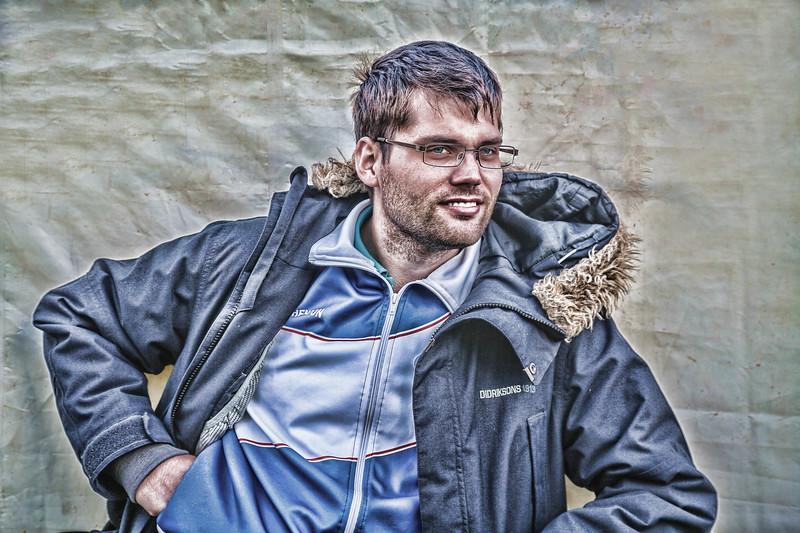 Icelandic Wrestler, Atli Már Sigmarsson
