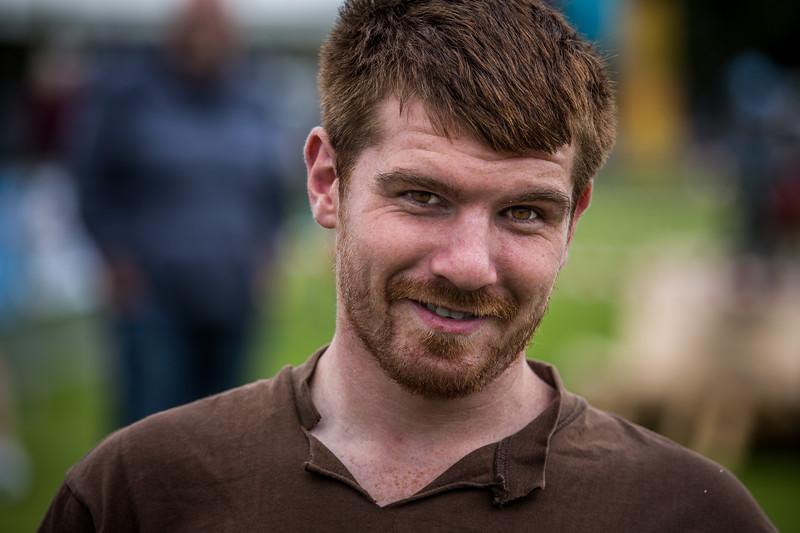 Brad McMillan - Clanadonia