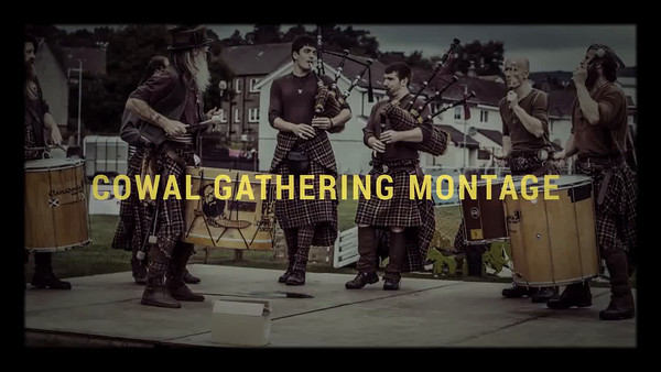 Cowal Gathering Photo Montage