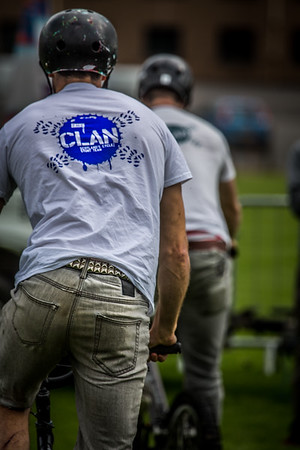 The Clan - Scotland's Cycle Stunt Team