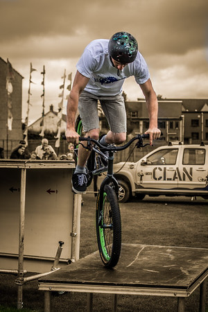 Clan Cycle Stunt Team