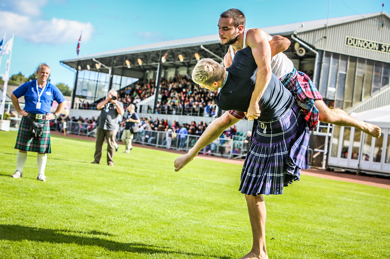 Ryan Dolan lifts Paul Craig