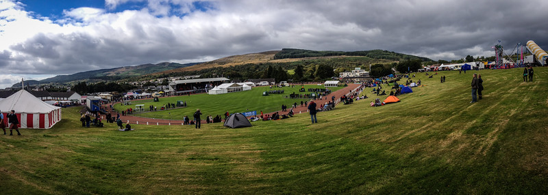 Games Field - Cowal Gathering
