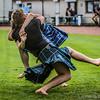 Scottish Backhold Wrestlers - Max Freyne and Mihhail Selivanov