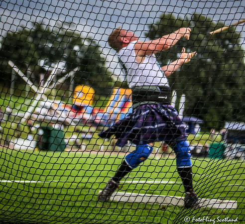 Neil Elliott's Hammer Throw