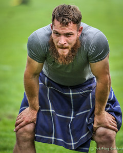 Fraser Hirsch: Scottish Backhold Wrestler