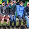 Highland Games Spectators