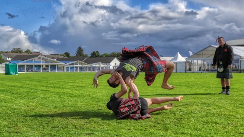Backhold Wrestling: Paul Craig & Diljeet Singh