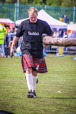 Carry the Caber