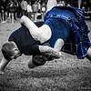 Scottish Backhold Wrestling - David Strachan and Frazer Hirsch