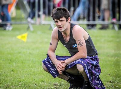 David Blair - Scottish Backhold Wrestler