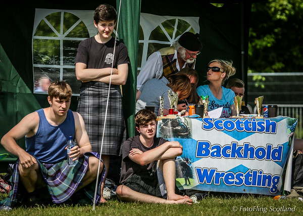 Backhold Wrestlers