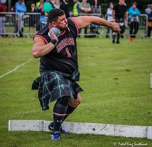 Shot Putter: Sinclair Patience