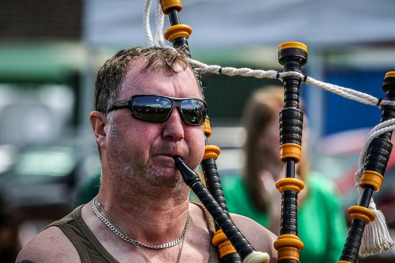 Clann An Drumma: Dougie Wilkinson