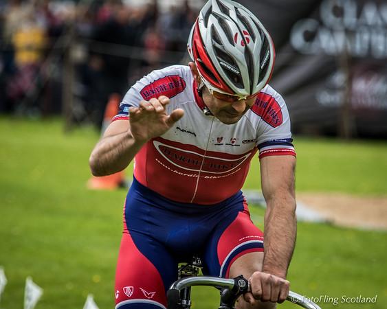 Craig Hardie: Cyclist