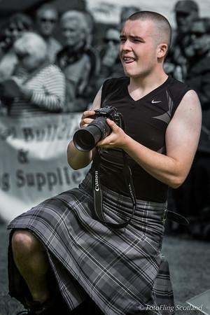 Jack McCluskey: Scottish Backhold Wrestler (and budding shooter)