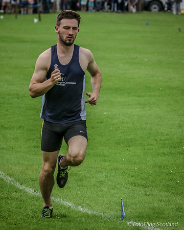 Lee Goodfellow on the run