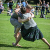 Ryan Ferrey & Dean Whyte, Backhold Wrestling