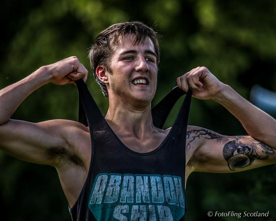 Cameron Horne - Backhold Wrestler
