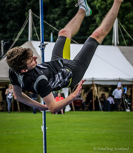 Ben Coates - High Jumper