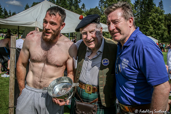 Frazer Hirsch winner of Backhold Wrestling Open Category