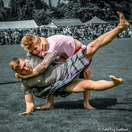 Backhold Wrestlers: Ryan Ferrey  & Greg Neilson