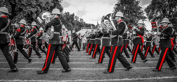 Band of the Royal Marines Band, Scotland