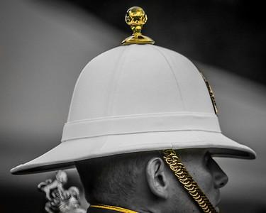 The Pith Helmet