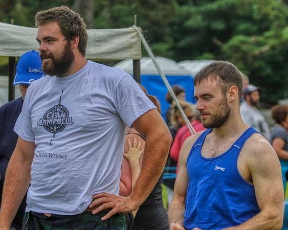 Czech Republic Heavyweight & Paul Craig