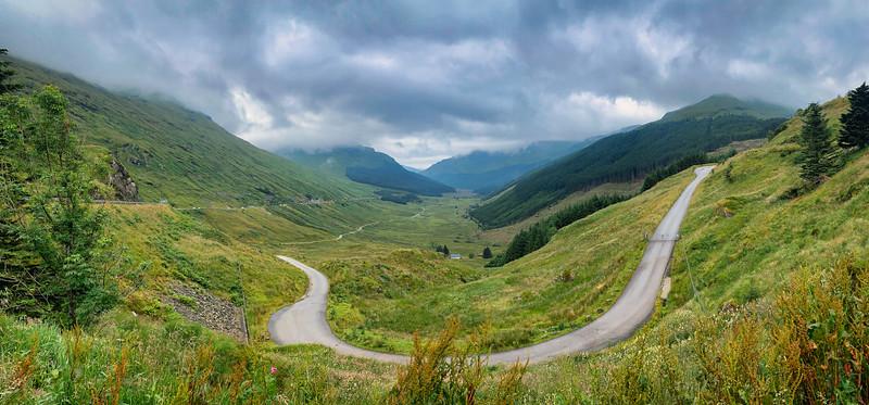 The Road to Inveraray