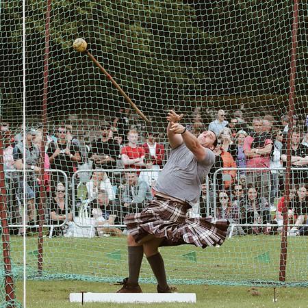 Hammer Throw by Kyle Randalls