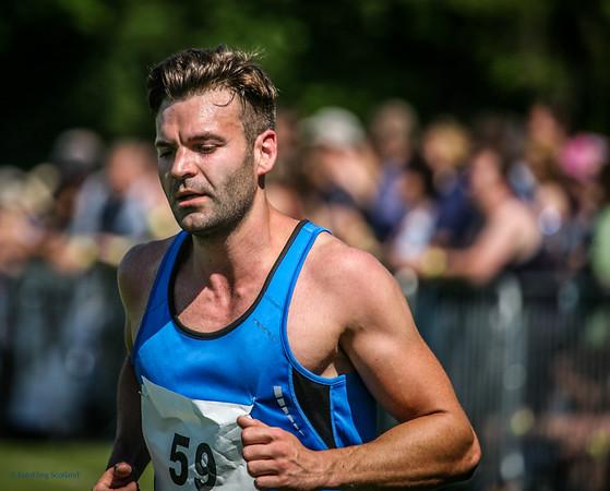 Loch Lomond Runner