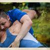 Scottish Backhold Wrestlers:   Zane Grey & Scott Carson