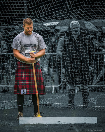 The 2014 Loch Lomond Highland Games