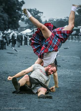 Cartwheel by Paul Craig