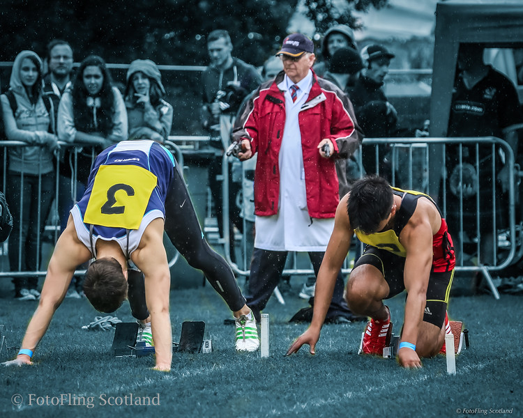 Shoot Out at Loch Lomond Games
