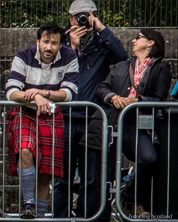 Tug O' War Spectators