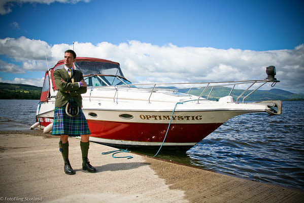 The Kilted Sailor