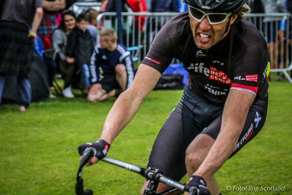 Cyclist: Paul Gallacher