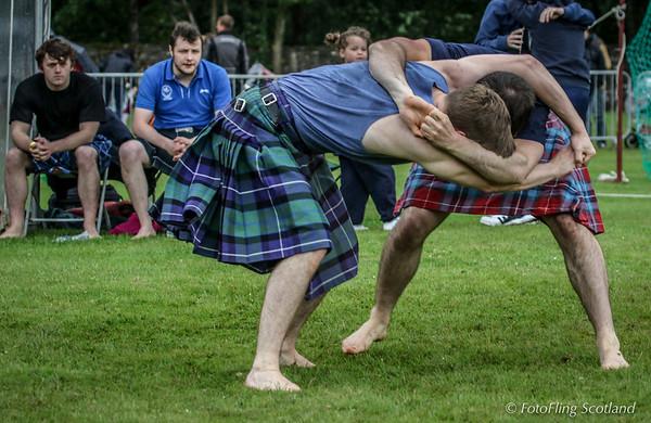 Scottish Backhold Wrestling