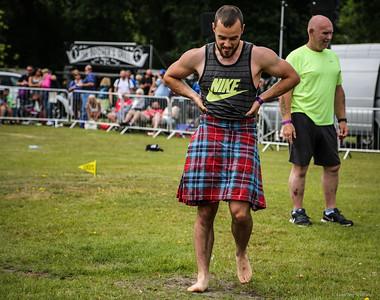 Paul Craig - Backhold Wrestler