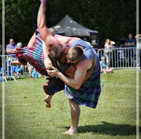 Backhold Wrestling by Greg Neilson & Paul Craig