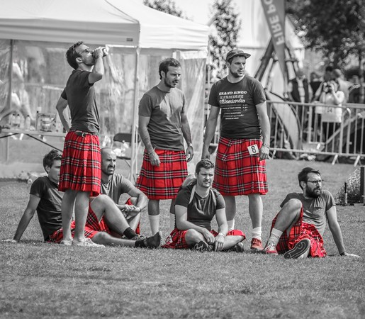 The Red Kilties