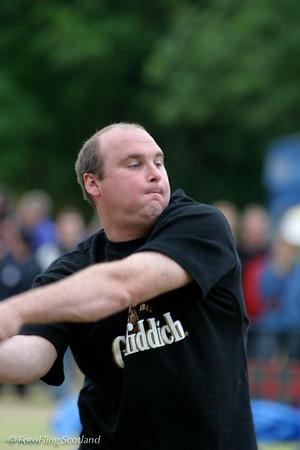 Glenfiddich Heavyweight<br /> Lochcarron Games 2005
