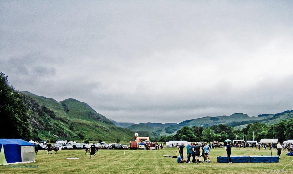 Loch Carron Highland Games