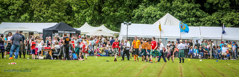 Luss Highland Games 2013