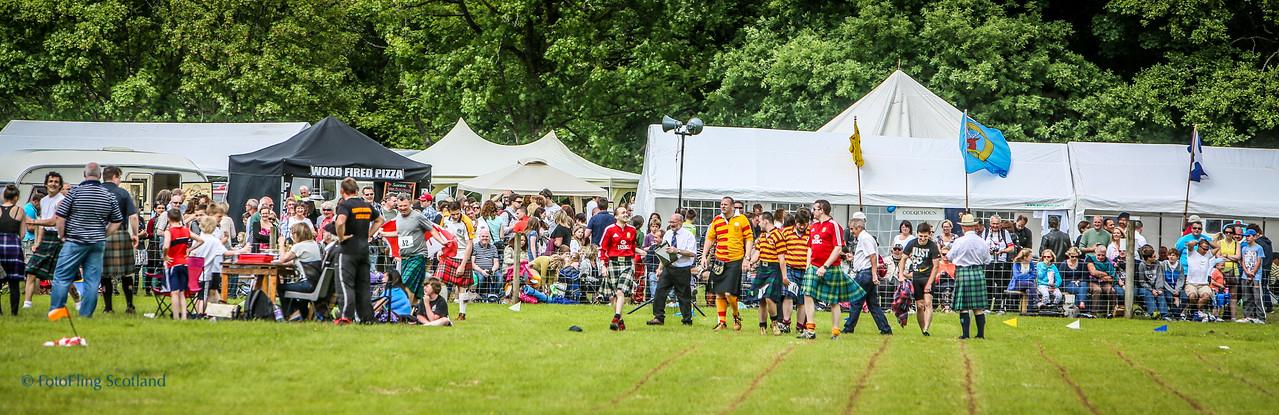 Luss Highland Games 2013