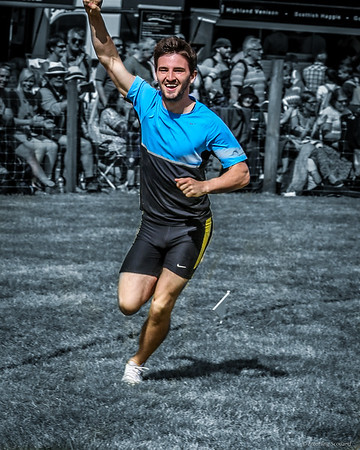 Lee Goodfellow - Obstacle Race Winner