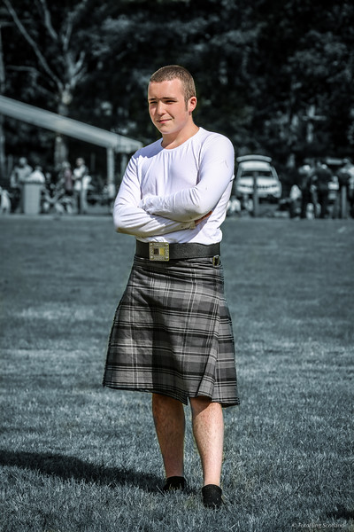 Jack McCluskey - Scottish Backhold Wrestler
