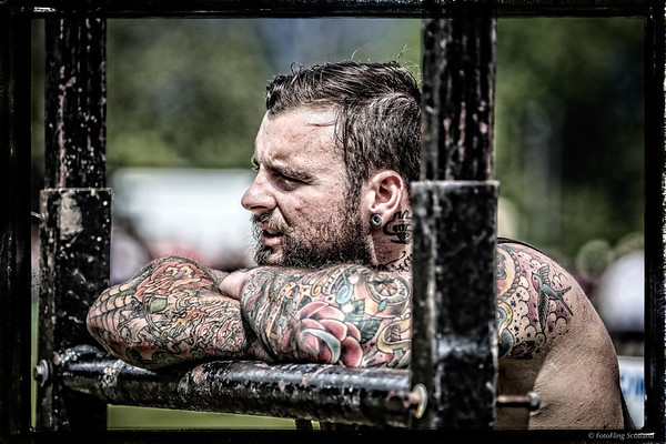 Thomas Graham - Powerlifter